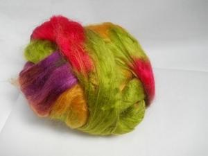 Bayardine vezels Multicolor Forest  100 gram