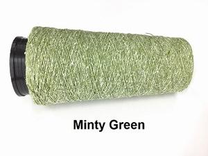Bourette de Luxe zijde 20 Nm Minty Green