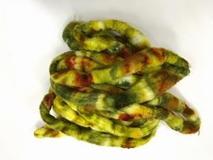 EUROPEAN cashmere fibres 15,2mic  color oakaplle+