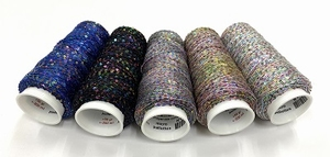 Hautecouture micropaillettes all 5 colors  5 cones