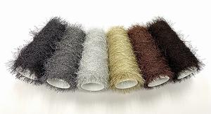 Hautecouture soft metaloïde Feathers all 6 colors