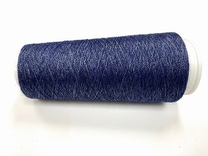 indigo special denim machine sewing thread  super strong  40gram 1000mt