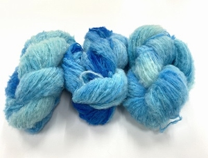 Erotique Royale Suri  color  bebe marin bleu  100gr  200mt