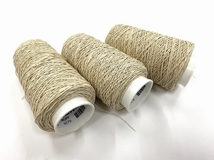 textile paper twist  origine Japan Laburnum Anagyroides  1500 meter