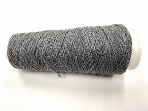 merinoX CORDONNETfor E-TEXTILES and fun textile GREY  +20gr +150mt