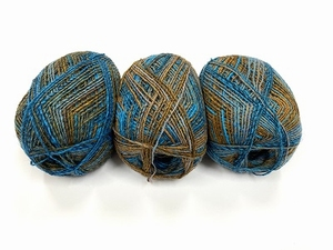 socky wocky color fading color teal special  100gr +350met