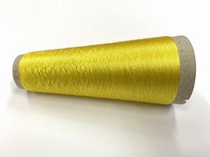 Hautecouture demi matt invisible strong color yellow  1000 meter/cone
