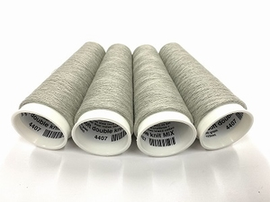 E-Textile Metal  double Soft Knit  2 ply  +12,50gram 250m