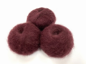 dirty children mohair super soft  color borderello  +-35gram = 315m