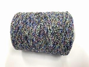 recup chenille multicolored waste recup  500mt 155gram