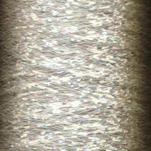 Irisrende Nacré Transparante bianco Pearl fonce