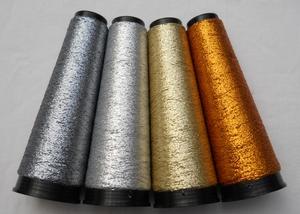 gemetaliseerde polyvinilfilm gouden & zilvers 4