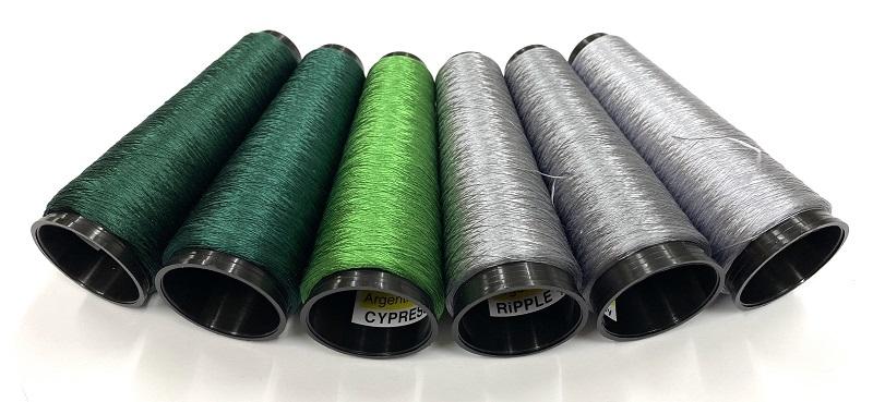 Argentia silk 225 den color   FLAX grey