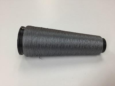 Argentia silk 225 den color   PEWTER grey