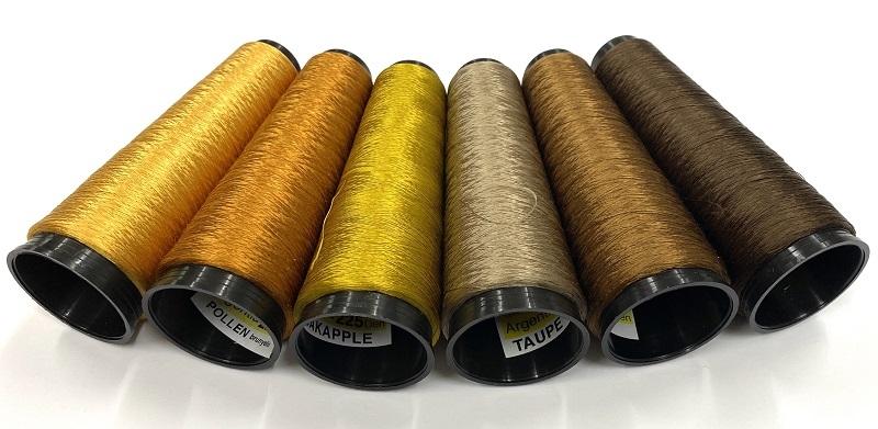 Argentia silk 225 den color   POLLEN yellow