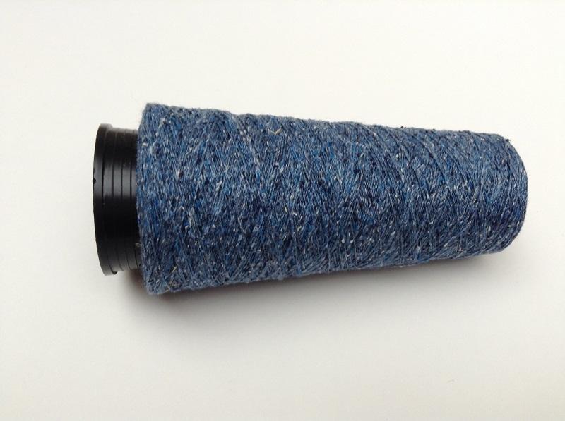 Bourette de Luxe   100% Silk 20/1Nm Summerstorm bleu