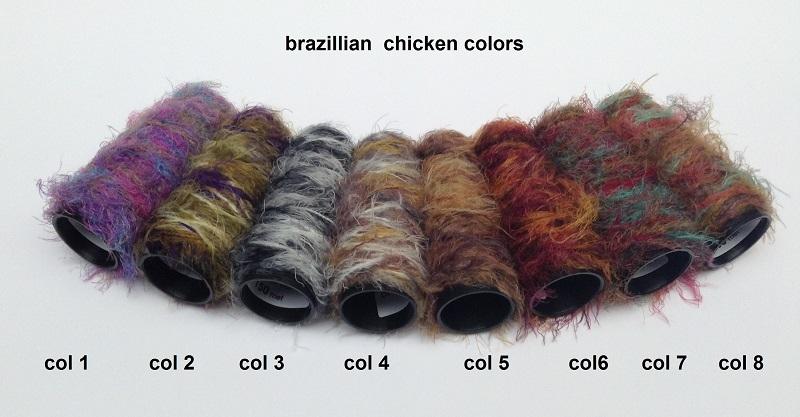 Brazillian chicken grey