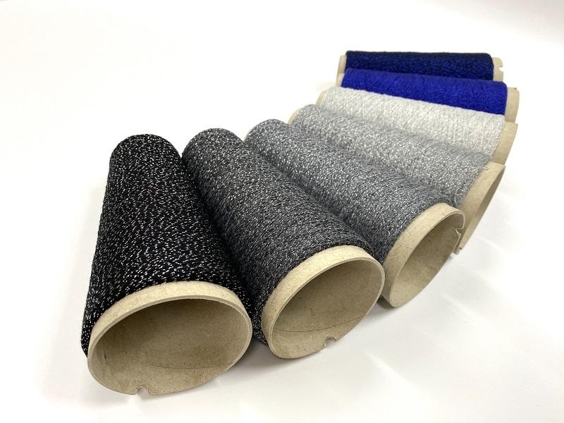 CashmeBlingbling Lace knit soft color soft antraciet