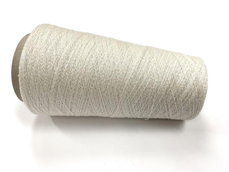 cashmere shetland blingbling Lace knit white bleublinky ice