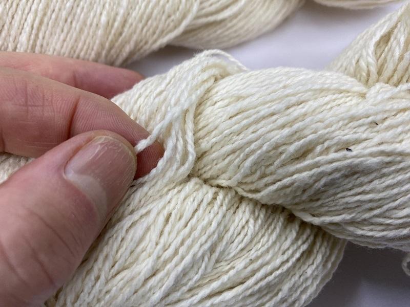 dream spun merino cotton,  orenburg shetland TWIST!!!