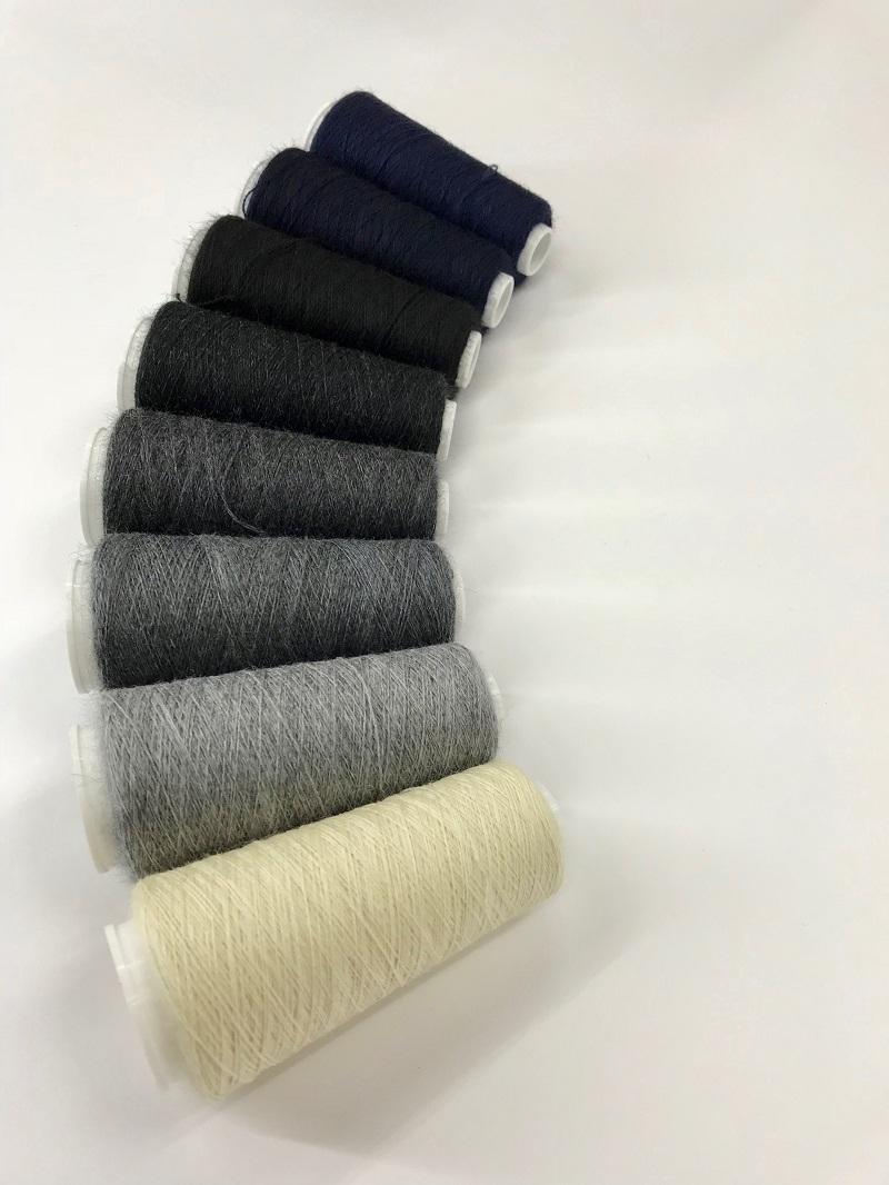 EasyFelt wool  500meter = +40gram  dark super black