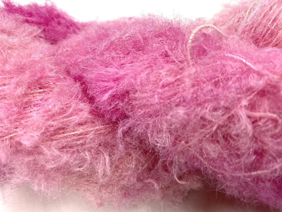fuwatori  pure natural japanese silk in hank ready to dye