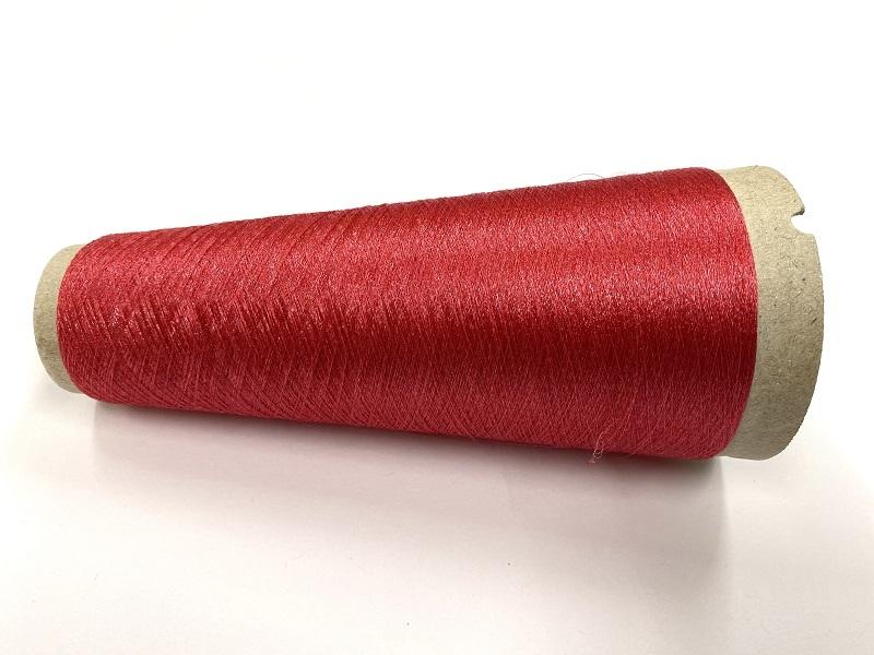 Hautecouture demi matt invisible strong color coral red