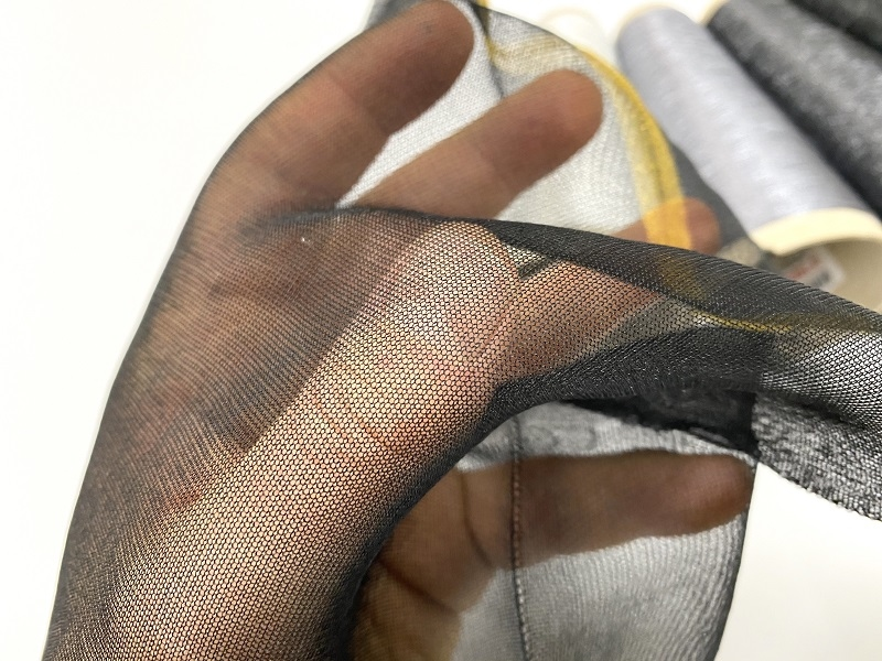 Hautecouture demi matt invisible strong color kakhi mosgreen