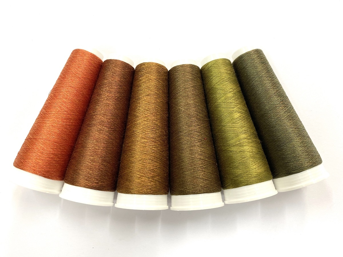 Hokaido silk  6 colors promopack spring colors