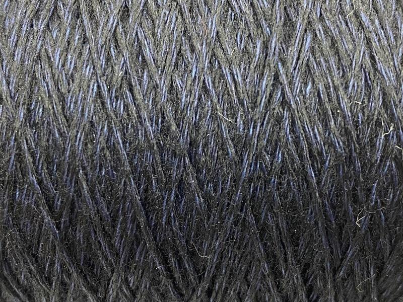 indigo cot wol deep intens indigo almost blackish SOCK