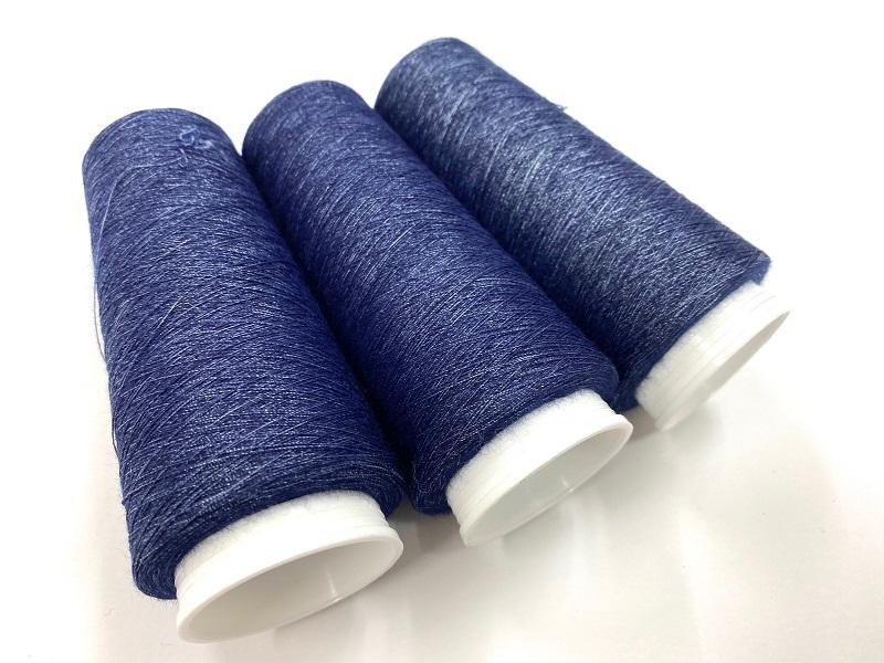 indigo special denim machine sewing thread  super strong
