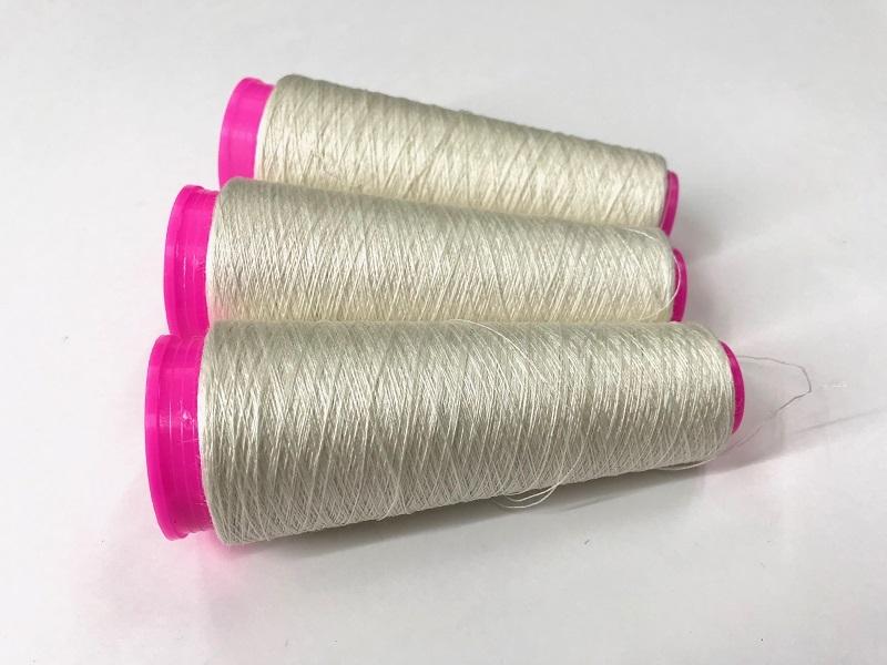 Japanese ERI-Hennep silk mix  100/3Nm