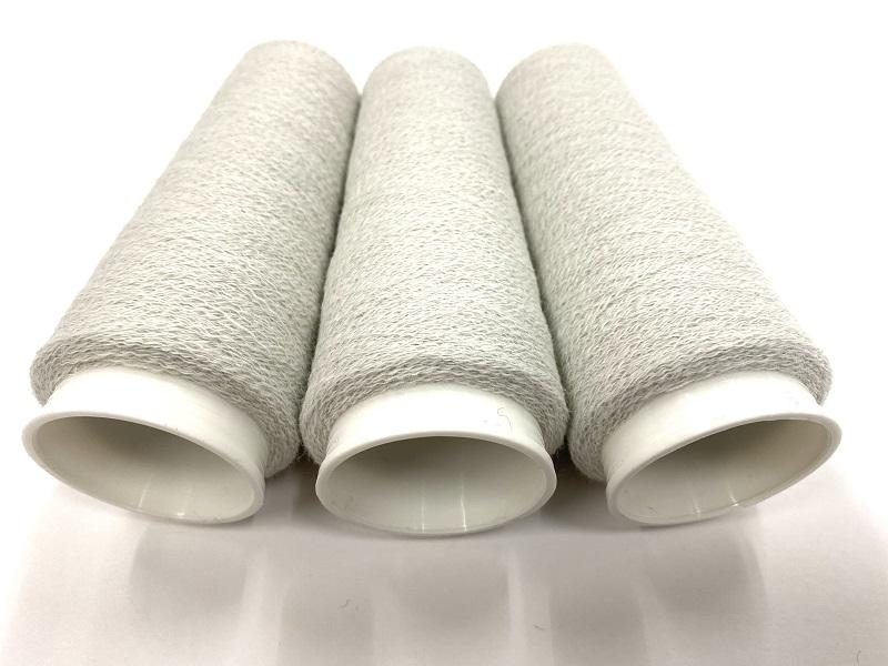merinoX Fine thread for E-TEXTILES and fun textile WIT