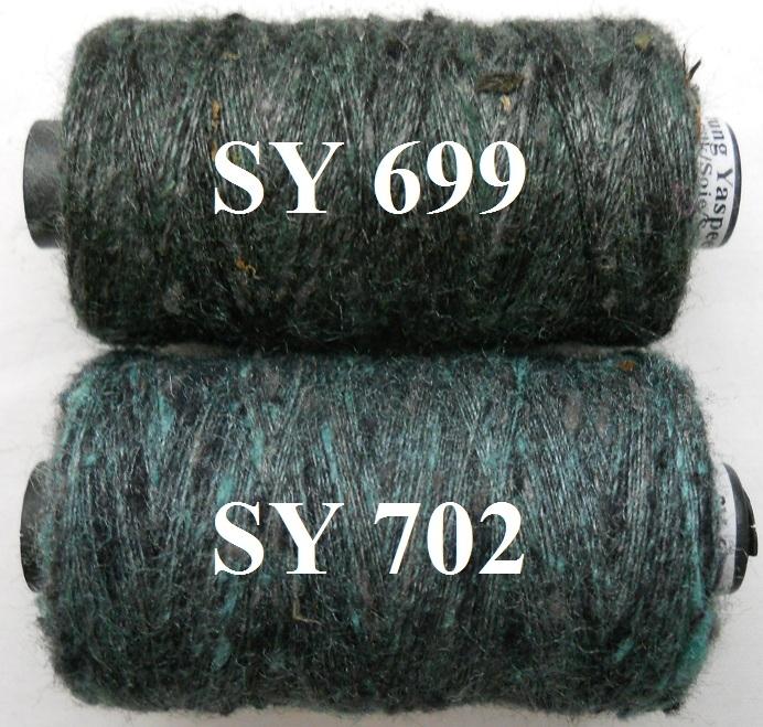 Shangtung Yaspé Zijde SY699