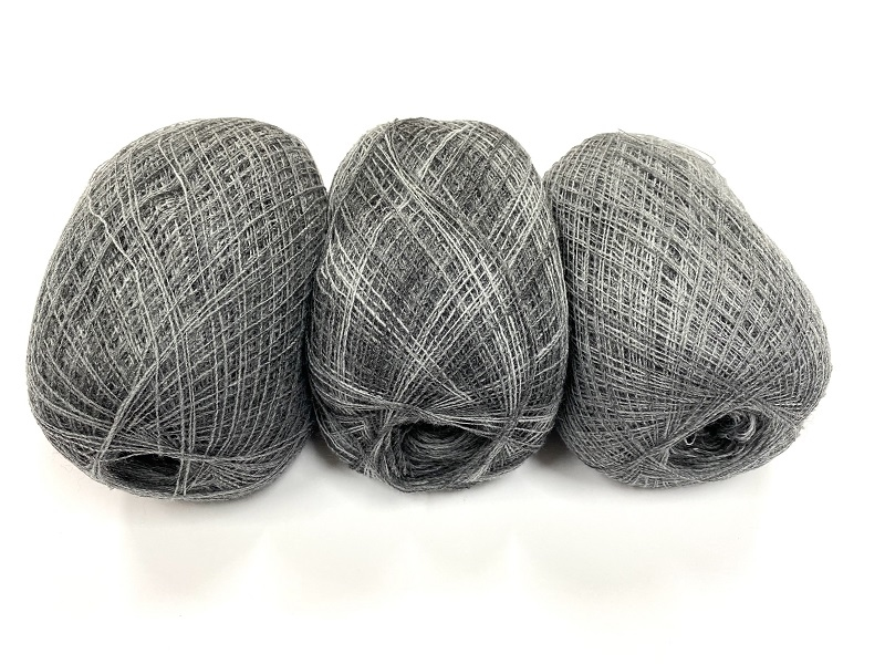 shetland lace fading colors grey and softer 1+1gratis