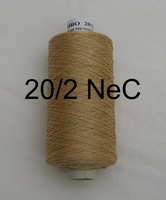 MozamBo African Tussah Silk   35/2Nm=  20/2NeC 500 meter/tube