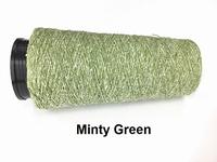 Bourette de Luxe zijde 20 Nm Minty Green 500 meter/cone