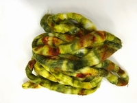 EUROPEAN cashmere fibres 15,2mic  color oakaplle+  25 gram