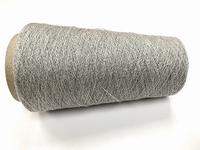 cashmere shetland blingbling Lace knit powdergrey silverblin 100gr 2000mt