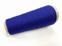 CashmeBlingbling Lace knit soft color ultramarine bleu 500 meter