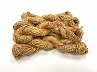 wet spun old tradition knitting special color abricot 100gr  120met