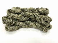 wet spun old tradition knitting special color woods green 100gr  120met