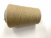 Vicunia 100% 100gr=1400meter 28/2Nm natural beige de paris 10 gram