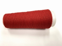 merinoX Fine thread for E-TEXTILES and fun textile RED +22gr  500mt