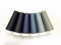 Hokaido silk  6 colors promopack winter colors  6 cones