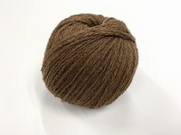 alpaca chainette tricotin color papa alpaca brown +-45gr  100met