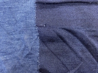 knitted 100% pure seaweed in fluide soft Tshirt jersey 150cm 135gr/sqm