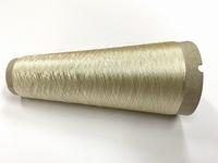 Hautecouture demi matt invisible strong color ecru pearl 1000 meter/cone