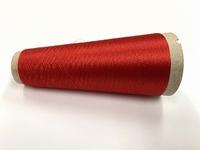 Hautecouture demi matt invisible strong color tulipred 1000 meter/cone