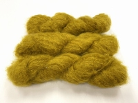 Scottish highland mohair color oakapple green +50gram +100met